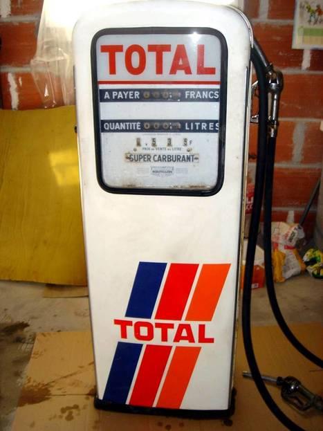 Total va exploiter le gaz de schiste en Grande Bretagne | Intervalles | Scoop.it