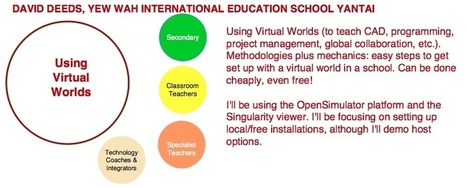 ACAMIS Technology Conference! | 3D Virtual-Real Worlds: Ed Tech | Scoop.it