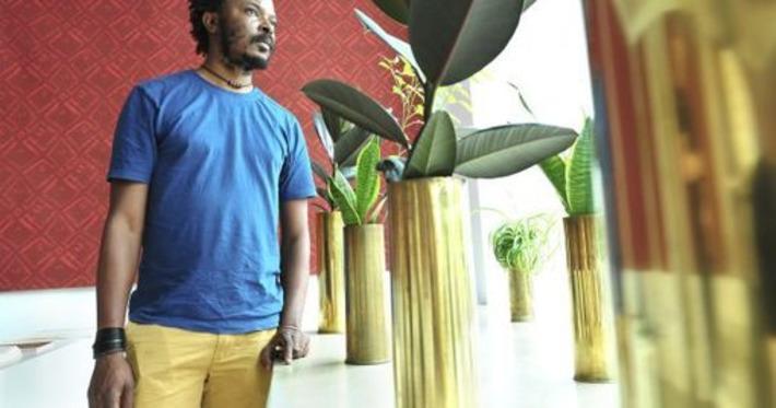 RDC - Arts plastiques : Sammy Baloji transforme le cuivre en art | Jeune Afrique | Kiosque du monde : Afrique | Scoop.it