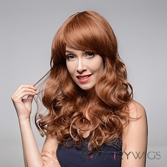 Gorgeous Bouffant Wavy Remy Human Hair Hand Tied -Top Emmor Woman's Wig : fairywigs.com | African American Wigs | Scoop.it