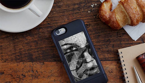 Popslate va vous permettre de transformer votre iPhone 6 en liseuse numérique | bib on web | Scoop.it