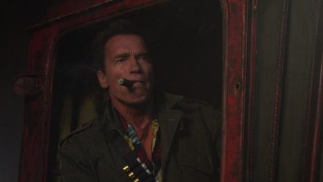 Arnold Schwarzenegger shuffles into tearjerker zombie film Maggie | ApocalypticFiction | Scoop.it