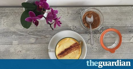 Turmeric latte: the 'golden milk' with a cult following | Food for Foodies | Scoop.it