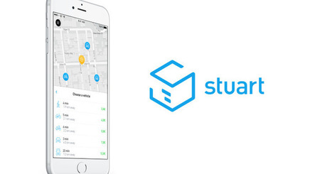 Stuart, The Same-Hour Delivery Startup From Sparrow And Resto-In Founders, Raises €22M Pre-Launch | Private equity, startups and entrepreneurship | Scoop.it