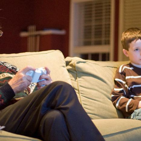 Video Games Sharpen Older Brains | Video Games | Scoop.it