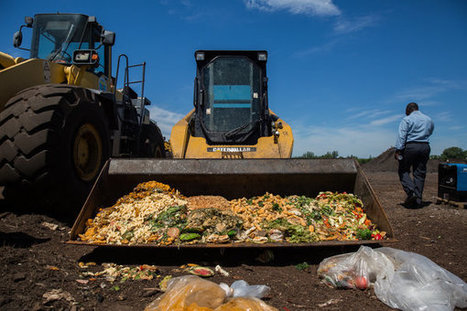 Food Waste Grows With the Middle Class | enjoy yourself | Scoop.it
