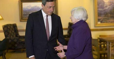 L'offre ou la demande ? Ecoutons Mario Draghi | Maîtrise des risques, audit interne, fraudes | Scoop.it