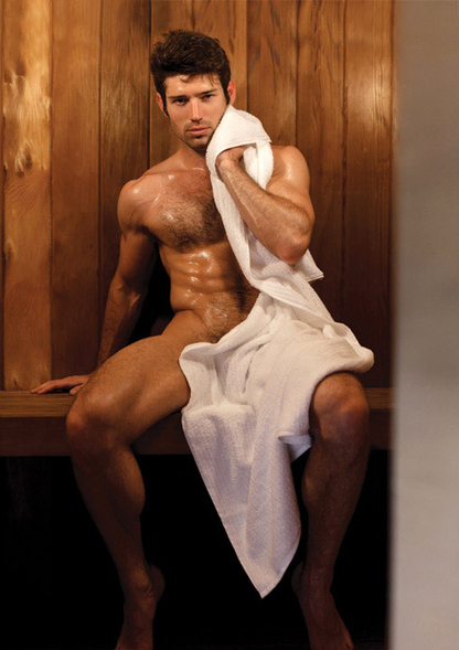 Hot Ripped & Naked Men • favhob: hot4hairy: Bo Roberts, by Kevin... | hot male model bulge | Scoop.it