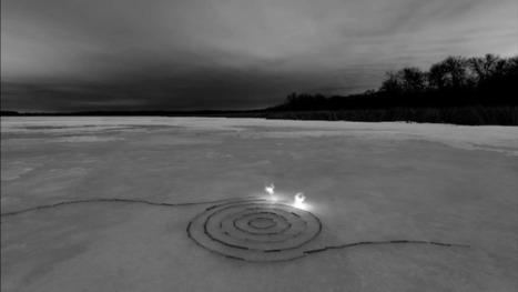 Des expériences de Land Art en mouvements - La boite verte | Bouche à Oreille | Scoop.it