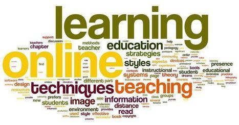 Los cinco pilares de la #educación online #TRICab #TRIC | #TRIC para los de LETRAS | Scoop.it