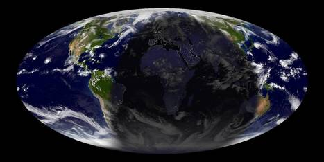 World Sunlight Map: Mollweide projection | AP HUMAN GEOGRAPHY DIGITAL  STUDY: MIKE BUSARELLO | Scoop.it