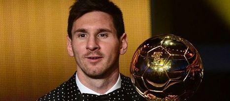 Devenez le community manager de Lionel Messi | Sweat and balls | Insolites | Scoop.it