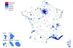 Nouveau zonage Pinel : liste des villes éligibles en région Provence Alpes Côte d'Azur, France | immobilier, assurance, crédit | Scoop.it