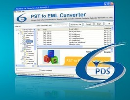 PST to EML Converter | Convert Outlook to EML | PST to EML Software | Perfect Data Solutions | Scoop.it