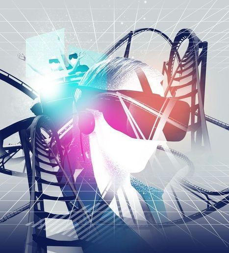 L'immersion dans l'image, bientôt une réalité... ou une chimère à jamais virtuelle ?   Art numérique   Scoop.it