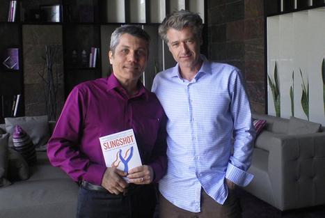 Incontro Con Gabor George Burt, Autore Di Slingshot | Strategia Oceano Blu | Scoop.it