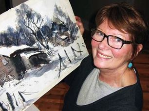 House refurbishment leads to discovery of local artwork - Cambridge Times | Packaging | Scoop.it