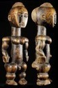 Statuette de fertilite - Attie - Côte d'Ivoire | Ritual arts Gallery | Scoop.it