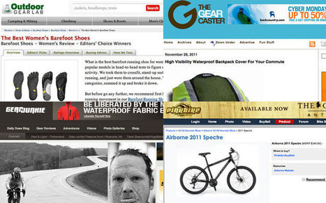 The Top 10 Outdoor Gear Blogs | Steven's Sporting Goods and Apparels | Scoop.it