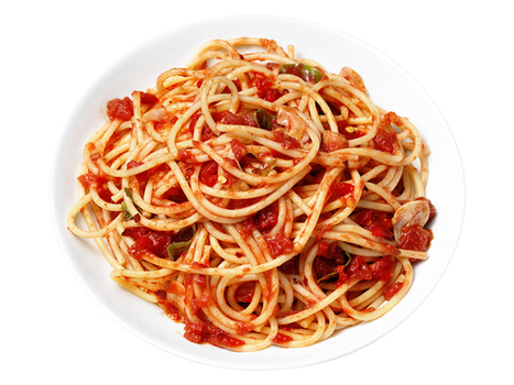 Perfect Marinara Sauce Recipe : Food Network Kitchens : Food Network | Nutrition Know-Hows | Scoop.it