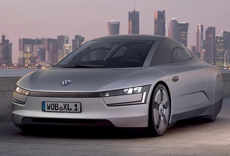 volkswagen: xl1   Art, Design & Technology   Scoop.it