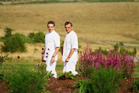 Où manger la cuisine de Sébastien et Michel Bras en Aveyron ? | L'info tourisme en Aveyron | Scoop.it