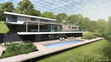 39 construction bois 39 in construire sa maison avec un for Construire une maison avec un architecte
