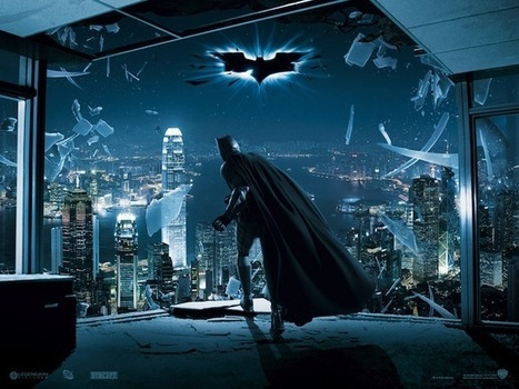 10 Batman Quotes That Led My Company to Success @sujanpatel | Spread the Nerd! | Scoop.it