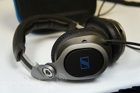 Hands-on with Sennheiser's HD6, HD7 and HD8 DJ series headsets - Engadget | swiggidyswagwhatsinthebag | Scoop.it