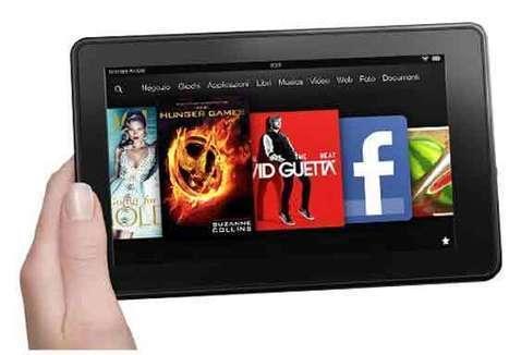 Kindle Fire HD da 7 pollici. Amazon lo sconta di 60 euro. Prezzo scontato è di 139 euro | Recensioni e Opinioni Sui Tablet - Compraretech | Scoop.it