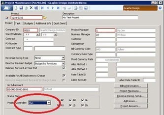 A Primer for the Project Budgeting Module | Microsoft Dynamics Tips | Scoop.it