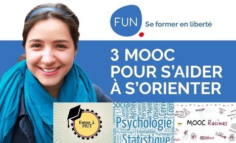 #APB 3 MOOCS pour s'aider à s'orienter avec #FUN | Infos en Val d'Oise | Scoop.it