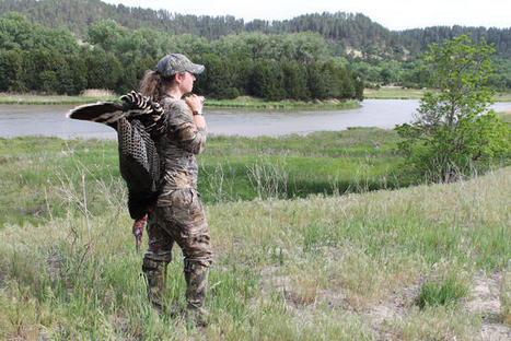 Women in the great outdoors - Southeast Missourian   After Retirement   Scoop.it