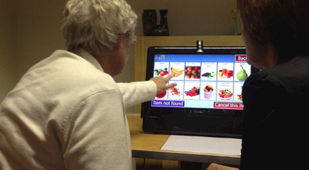 Touch-screen technology to address malnutrition in older adults | Technology and Elearning for older people | Scoop.it