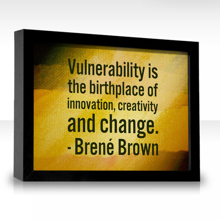 On Leadership and Vulnerability | Coaching Central | Scoop.it