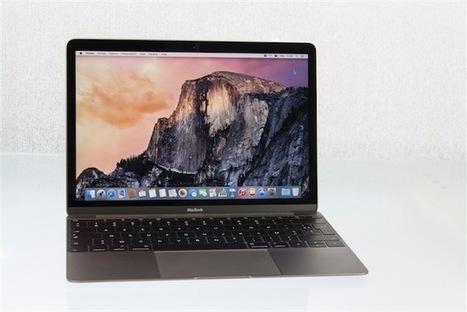 "Test du MacBook 12"" début 2015 Core M 1,2 GHz | Apple, IMac and other Iproducts | Scoop.it"