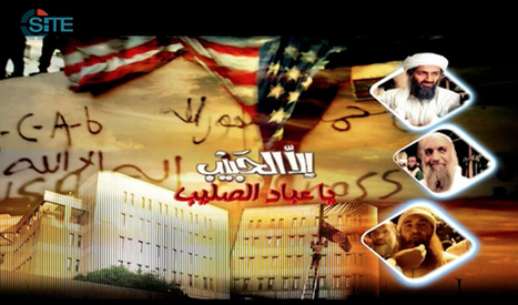 Old school jihadists tie 9/11 Cairo protest to ... - The Long War Journal | 911 | Scoop.it