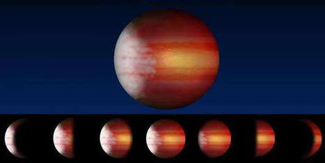 Astrophysicists detect weather patterns on six different exoplanets | Amazing Science | Scoop.it