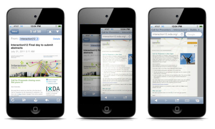 Rosenfeld Media - The Mobile Frontier Book Site   It's All Social   Scoop.it