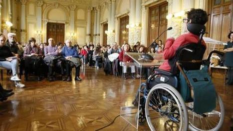 Las personas con discapacidad, a la conquista de lo cotidiano | Capaces de casi todo | Scoop.it