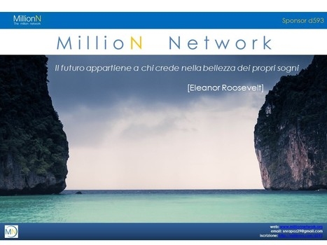 Sponsorizzare senza lista nomi | MillionNetwork | Scoop.it