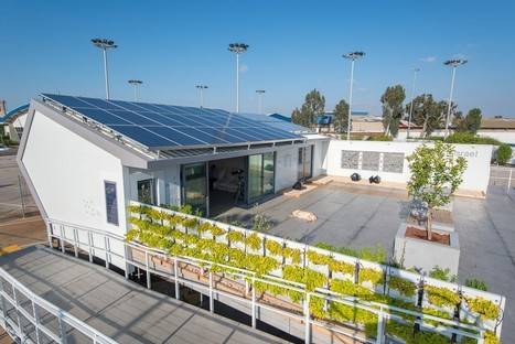 Net Zero Energy Building at Solar Decathlon China 2013 | sustainable architecture | Scoop.it