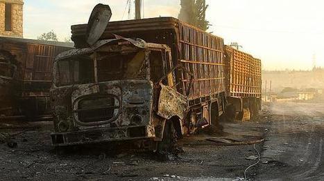 Usa-Russia, la terza guerra mondiale si avvicina - Come Don Chisciotte - Controinformazione | Notizie dalla Siria | Scoop.it