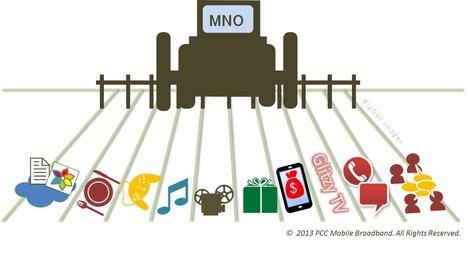 Ploughing the Digital Fields: Mobile Operators' Strategies for Digital Services | Mobile Broadband News | Scoop.it
