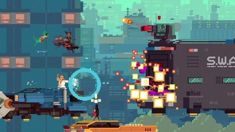 Pixel art games aren't retro, they're the future | VideoGames | Scoop.it