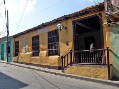 La Flor de la Vida, en la casa del primer poeta romántico de América | Ciudad cultural | santiago en mi | Scoop.it