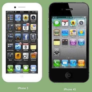 iPhone 5 : une production cet été et une sortie en octobre | Ardesi - HighTech | Scoop.it