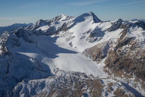 Les Alpes en nage, nos glaciers en détresse - Le Dauphiné Libéré   L'alpe d'huez   Scoop.it