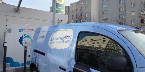 Hyway inaugure une nouvelle station à Grenoble | Mobilité et Transports | Scoop.it