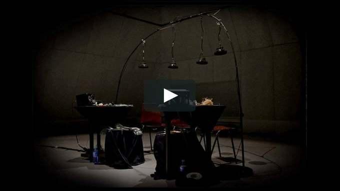 PHONOSCOPIE - Installation sonores de Thierry Madiot et Yanik Miossec // #soundart #mediaart